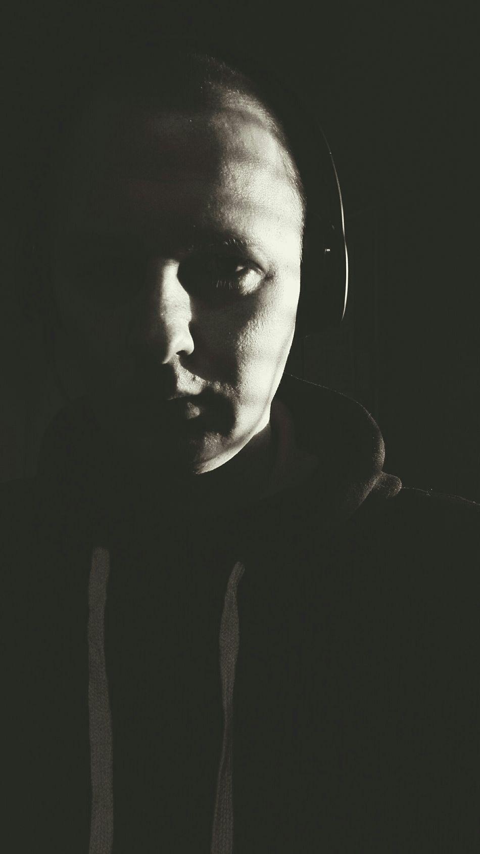 Hi! That's Me Taking Photos Hello World Blackandwhite Faces Taste The Fear