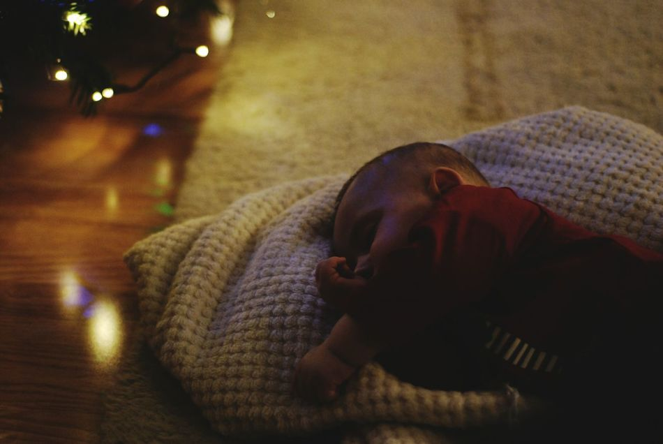 Memories. He was so little angel. Our first christmas. Memories Christmas Newborn NewBorn Photography Newborn Baby Boy Angle Sleeping