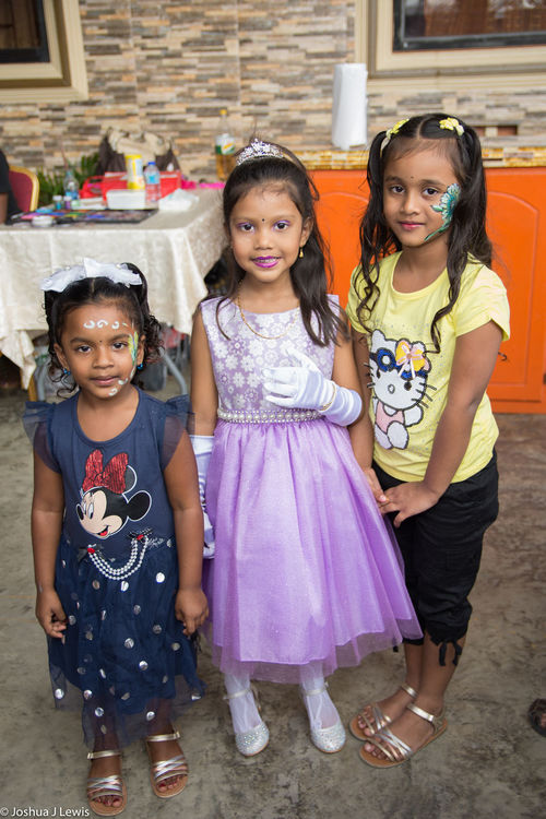 Birthdaygirl Children Photography Trinidad And Tobago People Childrenparty Stillife Kids Facepainting Life Events