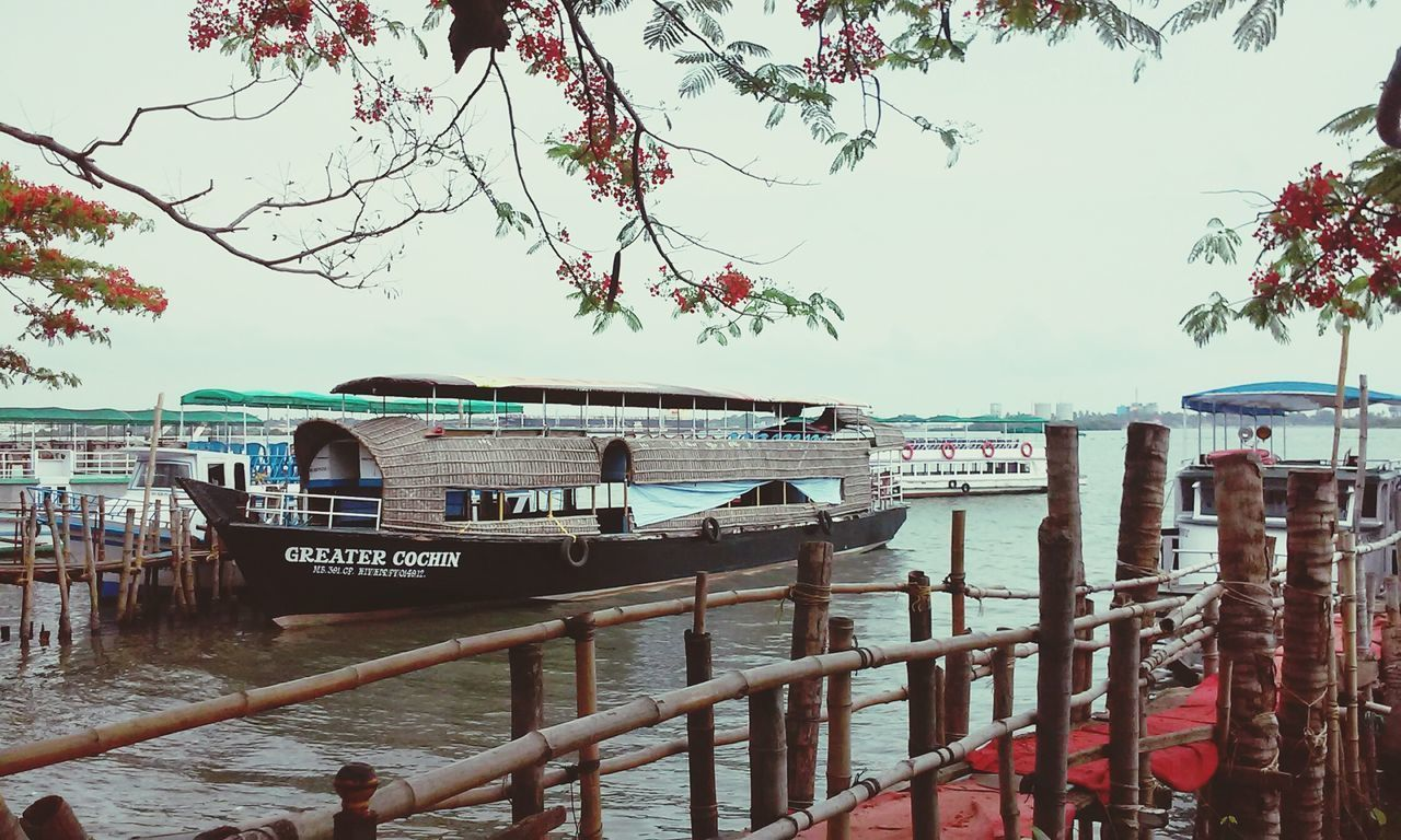 The Traveler - 2015 EyeEm Awards Inland Waterway Shipping EyeEm Nature Lover Woodden Boats Traditional Boats Kerala The Gods Own Country ;)