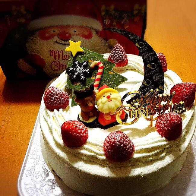 Merry Christmas Eve↟ クリスマスケーキ Christmas Cake
