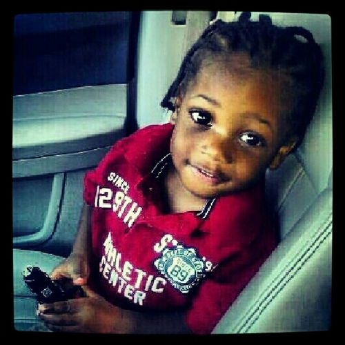 my lil brother