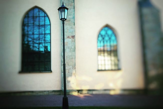 Church Windows EyeEm Gallery Building Reflection Blue Iphone6 Colorful Sunny Day
