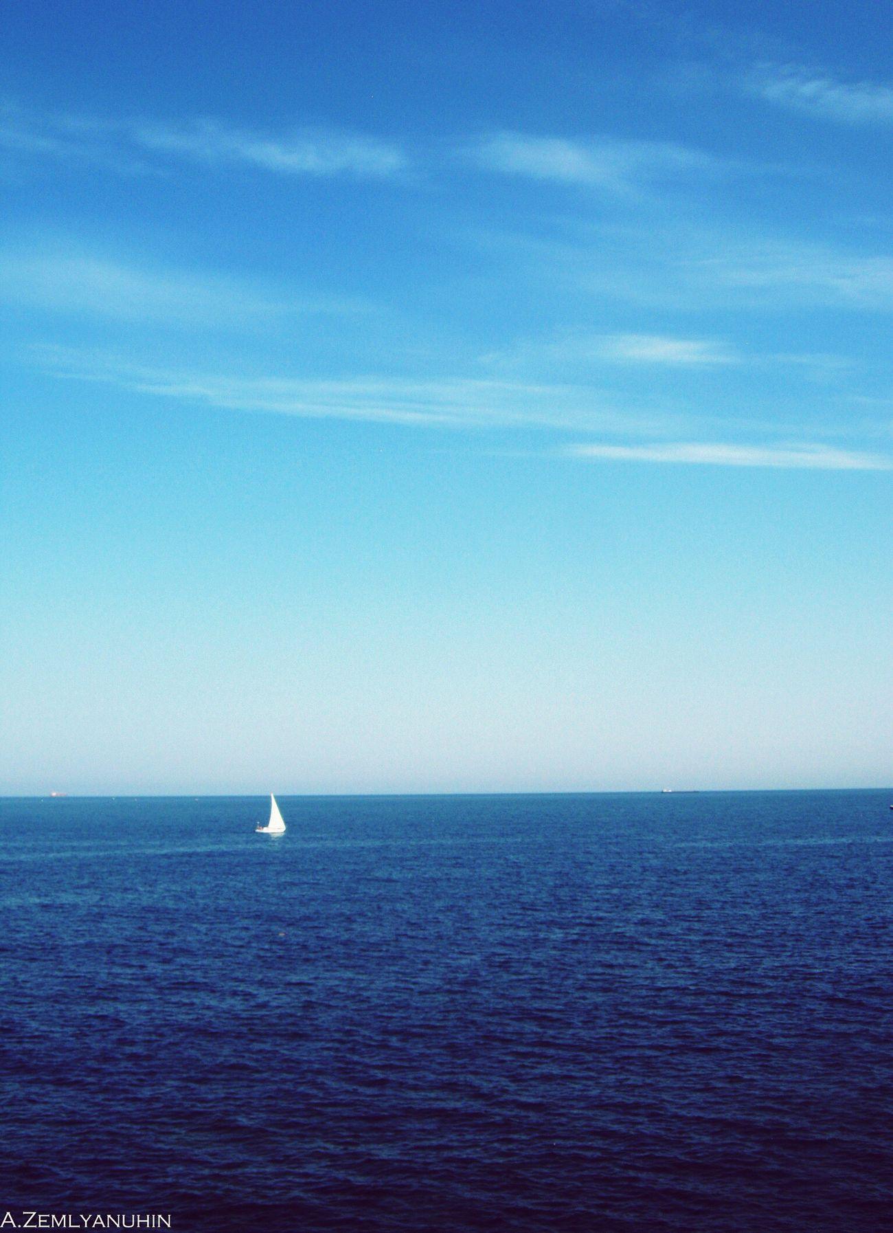 Sevastopol  Sea Clear Sky Fresh EyeEmNewHere Blacksea
