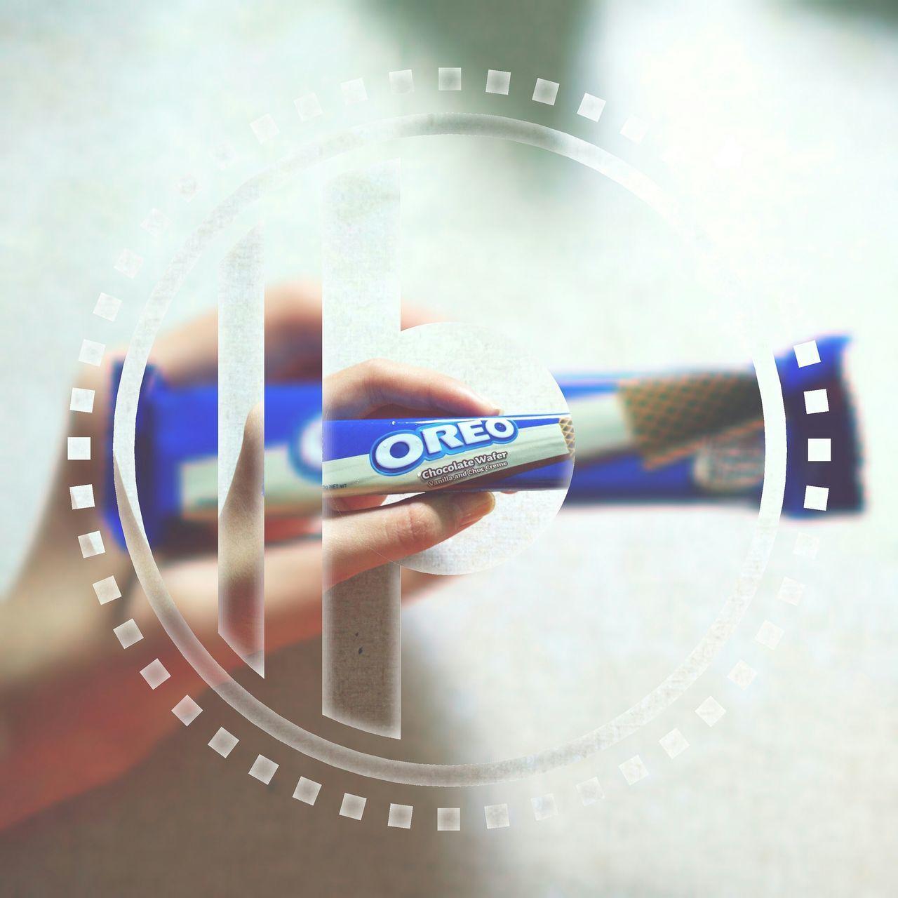 Yeh, exactly, it's Oreo ♥ Tasty Chocolatewater Saigon Vietnam Sweetday♡