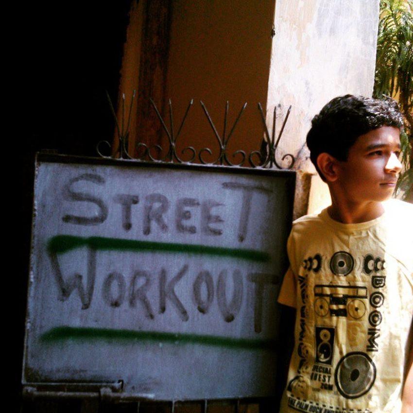 Streetworkout Motivated India Calisthenic Ithasjustbegun