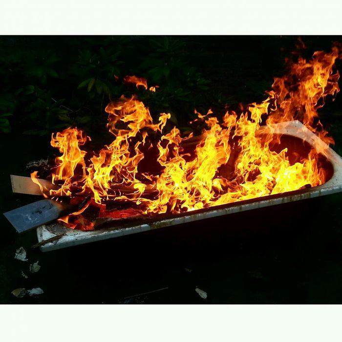 Burn let it burn Relaxing BURN! Let It Burn Hello World