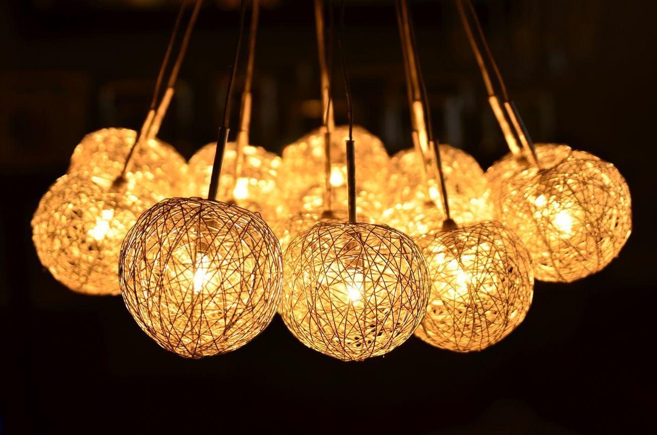 Lights Nest!!! Intimate Light Source