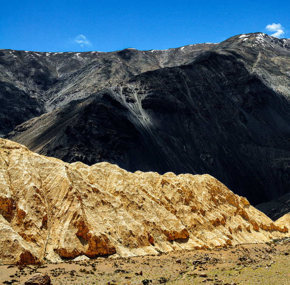 Colors of Earth in the Spiti valley in India Cold Desert India Colors Colors Of Nature Earth Colors EyeEm Nature Lover Nature Nature Colors Nature_collection Shades Of Earth Spiti Valley India