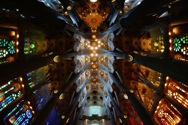 Sagrada Familia Sagradafamilia Cathedral Barcelona
