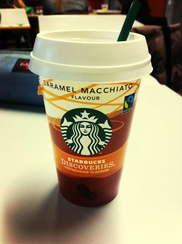 School Best Drink Starbucks