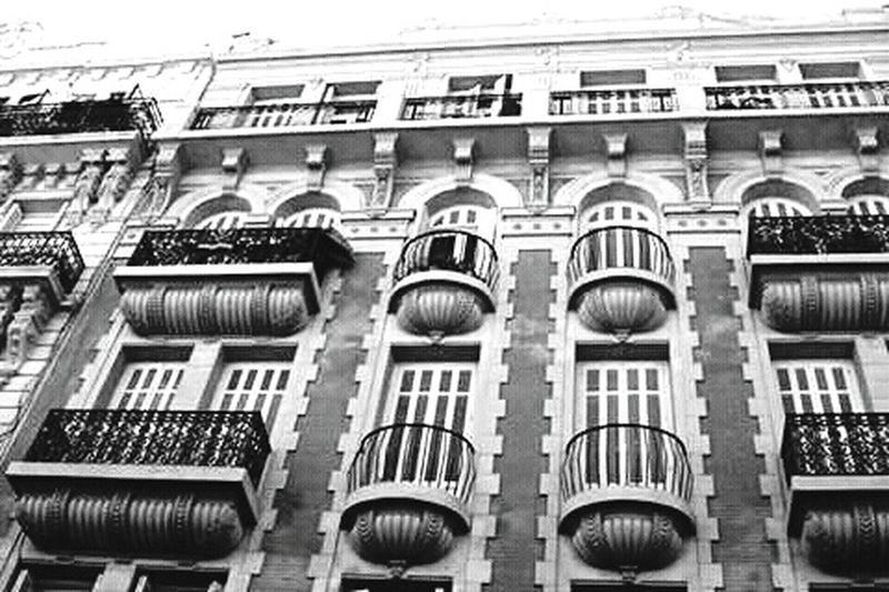 oran city architecture Architecture Building Exterior Window Built Structure No People Spooky Front View First Eyeem Photo Beautiful People Me Day Outdoors Close-up Oran Algeria Beauty