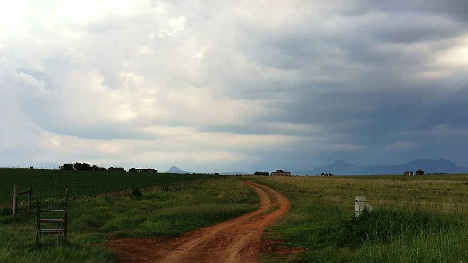 Roads Travelling Beautiful World Sky And Clouds Africa Light Painting Storm Clouds Gathering Stormysky South Africa