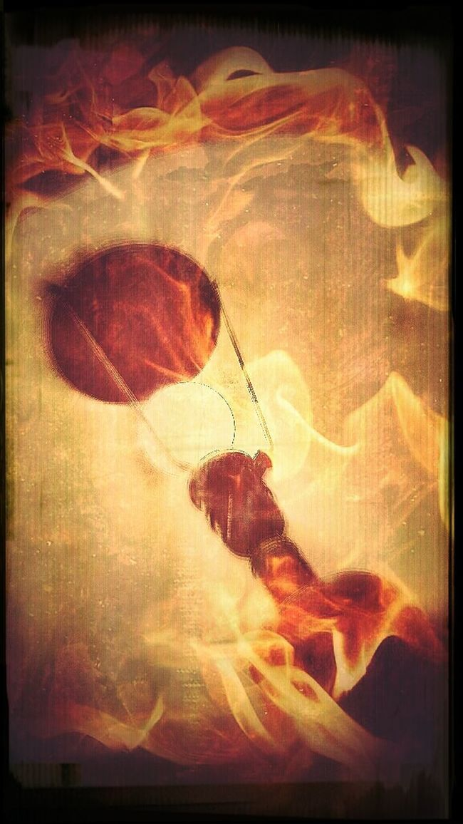Come on baby light my fire. Snapseed Picsart The Fire Inside