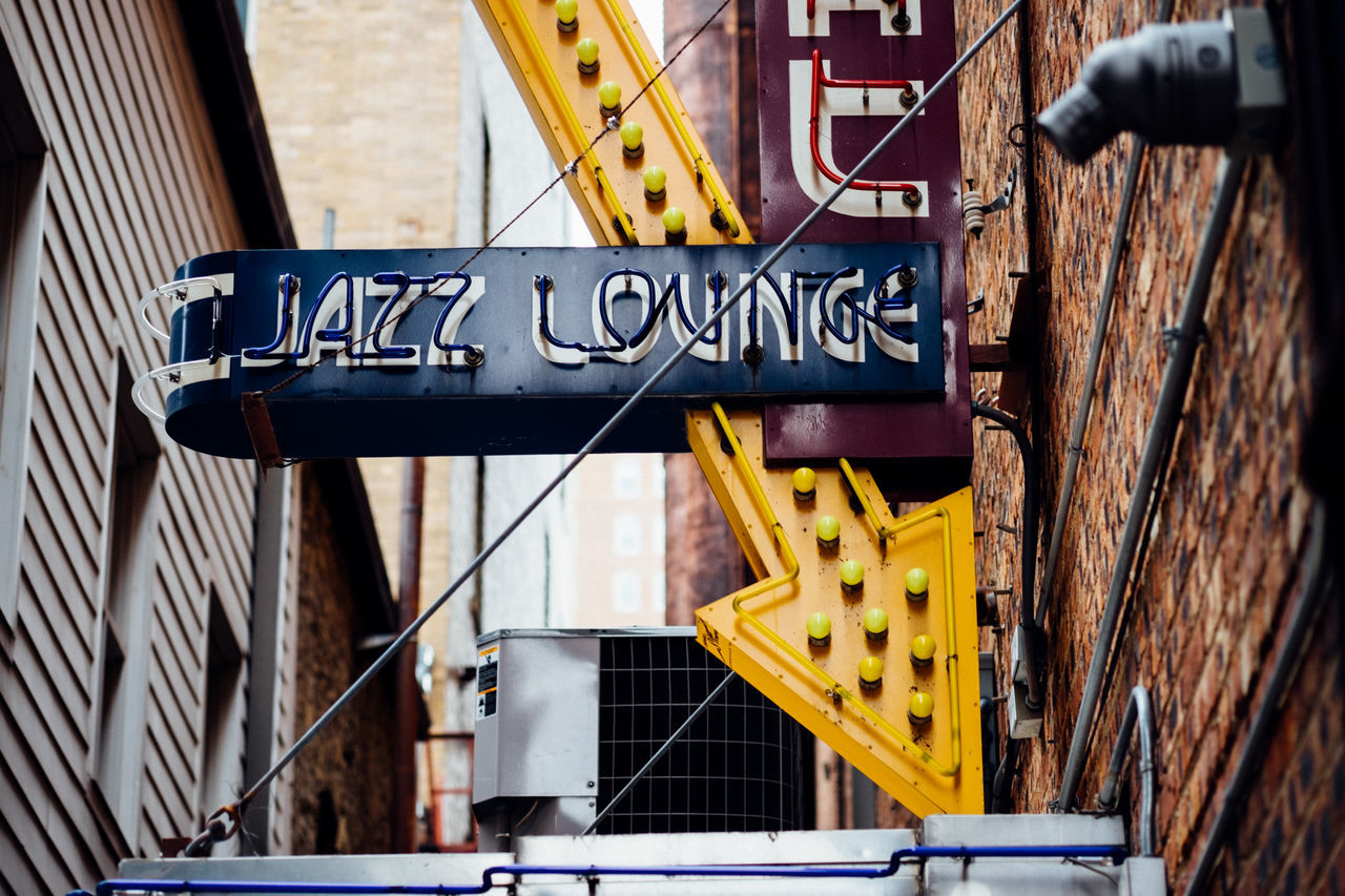 All that Jazz... Architecture Building Exterior Built Structure City Close-up Day Fort Worth Fujifilm_xseries Jazz Music Metal No People Outdoors Texas Travel Destinations Travel Photography Urban Exploration Urban Geometry Yellow