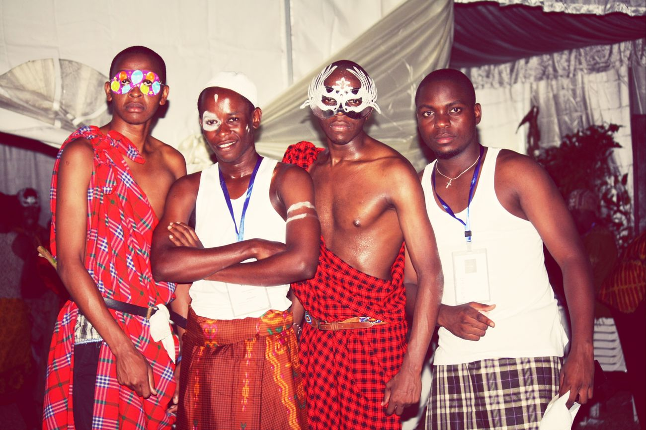 Its original, its Beautful, its African! Maasai Wear Swahili Wear First Eyeem Photo