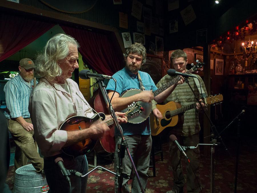 Bluegrass Ernie Noyse Mandolin Musician Old Timey Music Performance Group Plucking An Instrument Singing First Eyeem Photo