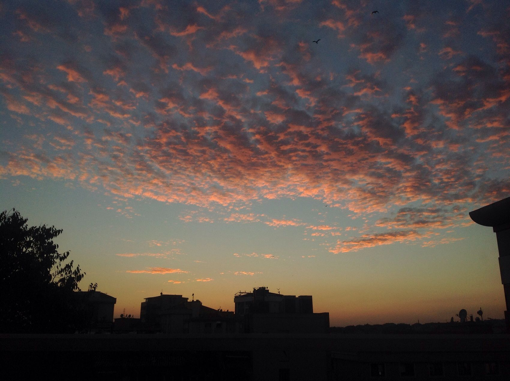 Sunset Sky Cloud - Sky Beauty In Nature Nature Cool Weather Istanbul Istanbul Turkey