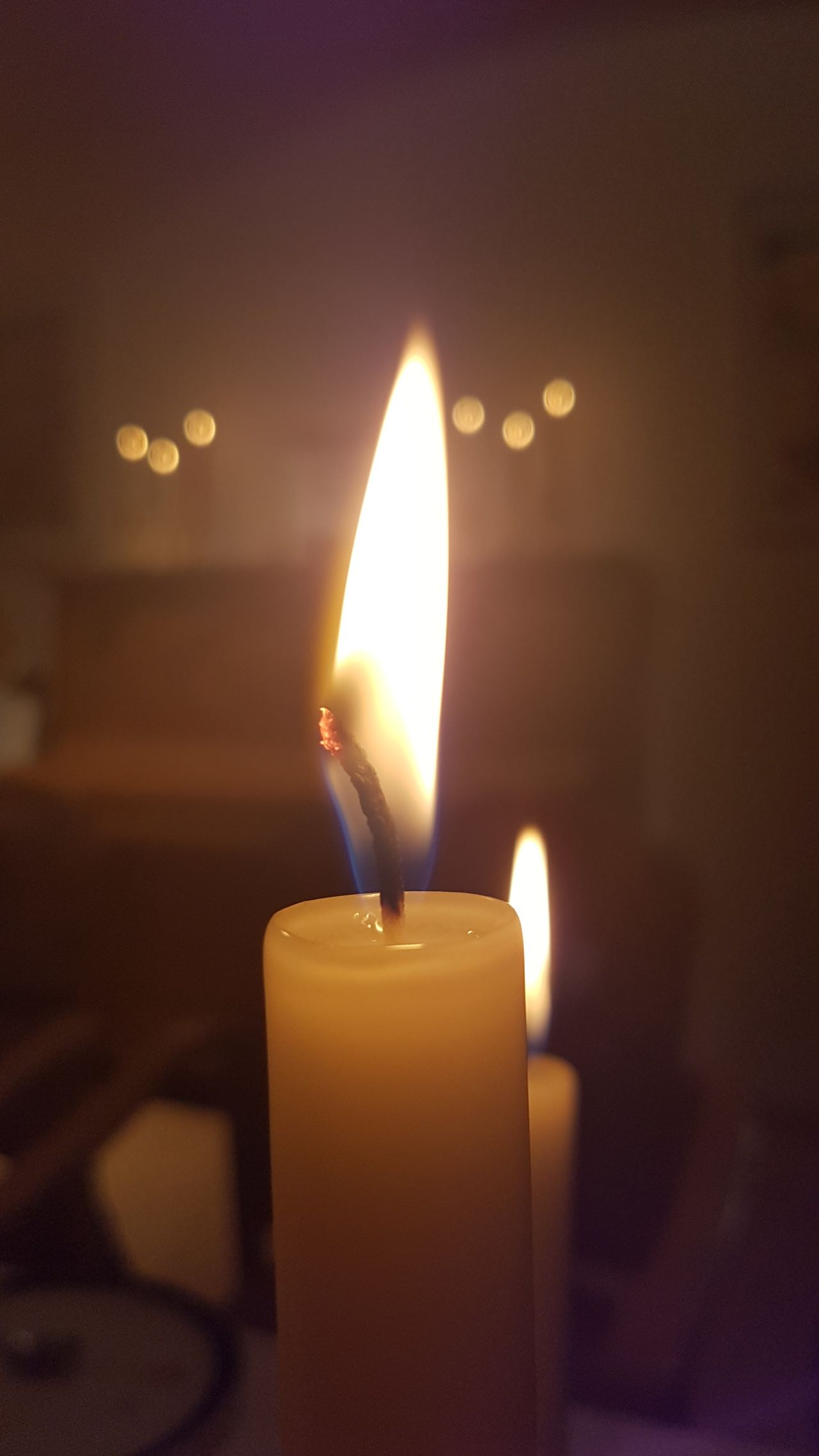 Candle Candle Flame Candle Light Candlelight Light