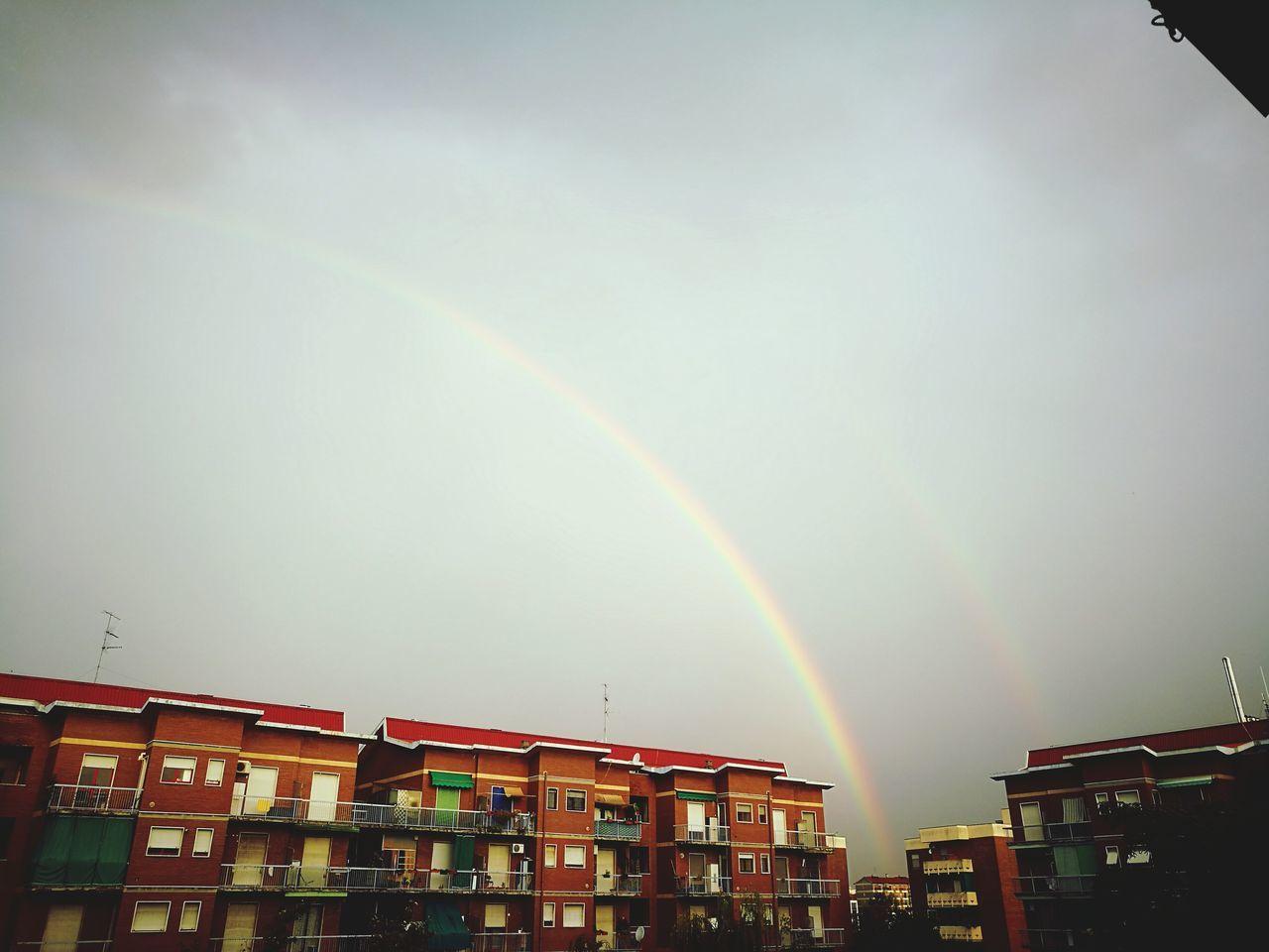 Arcobaleno  Giornata Uggiosa  Fine Estate
