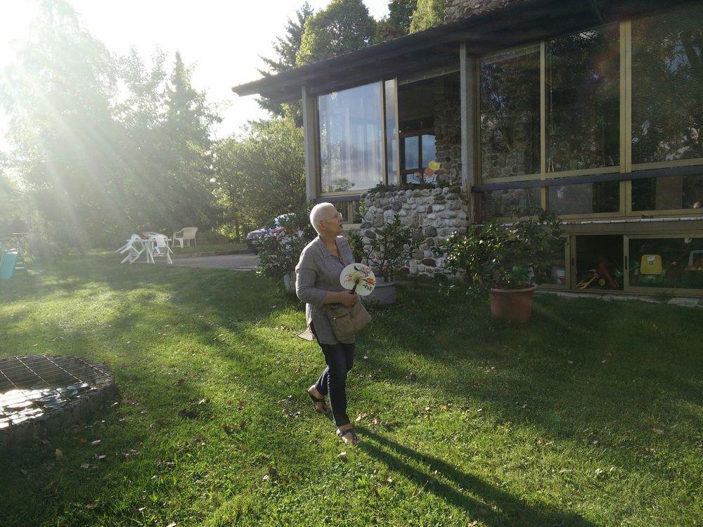 Friefd home garden Garden Near Udine