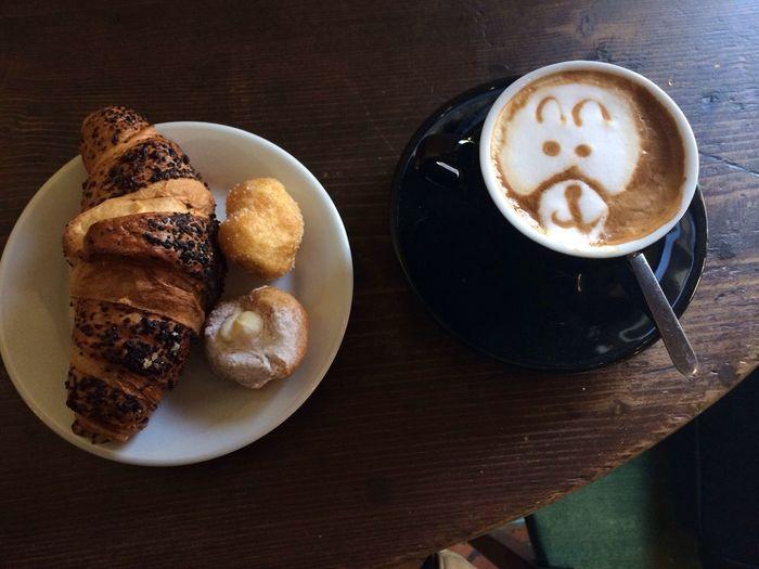 Cappucino Art Sweets Coffee