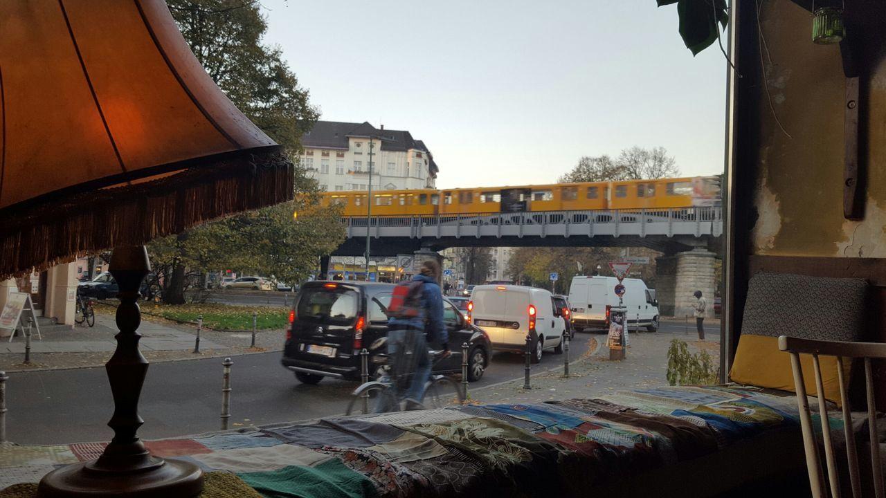 Kreuzberg Ubahn U-Bahn Train BerLindnder Trafic Conscious Organic Streetlife Streetlevel Streetphotography Street Photography Berlin Capture Berlin