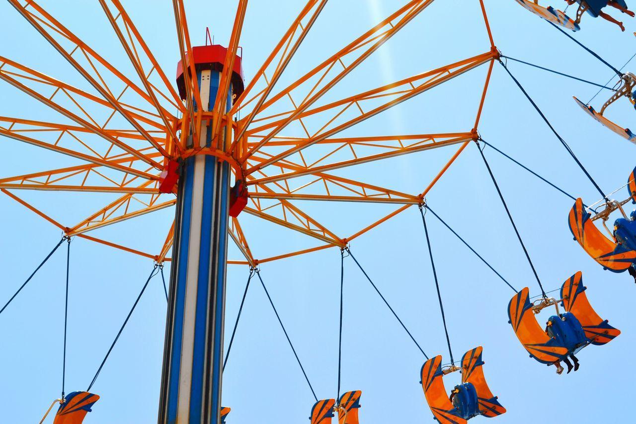 HongKong Hong Kong Theme Park Summer Seeing The Sights