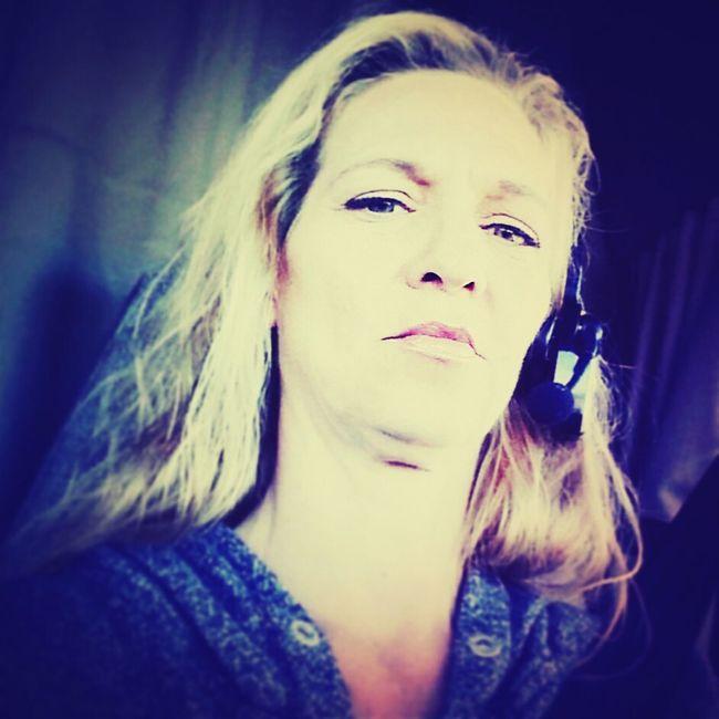 Working Selfie Truckerslife That's Me