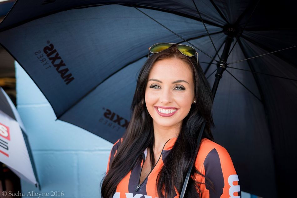Smiling Headshot Young Adult Portrait Only Women One Woman Only Young Women Looking At Camera Happiness One Young Woman Only Women One Person Cheerful Beautiful Woman People Outdoors Pitlane Model Gridgirls Grid Girl Beautiful Brunette Britishsuperbikes