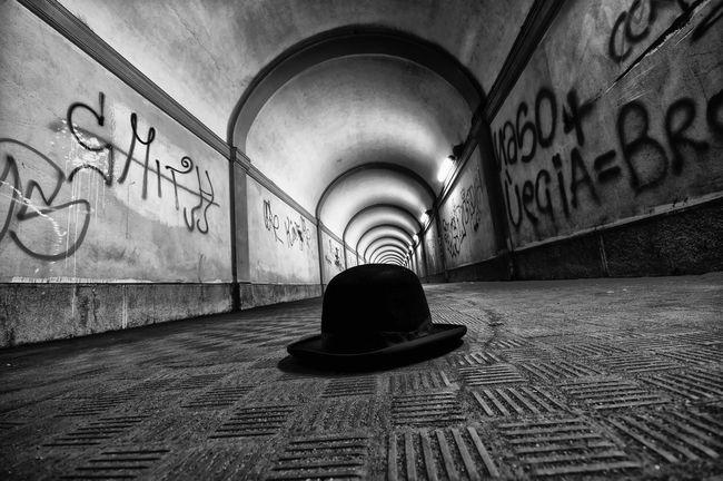 City Underground Creativity Perspective
