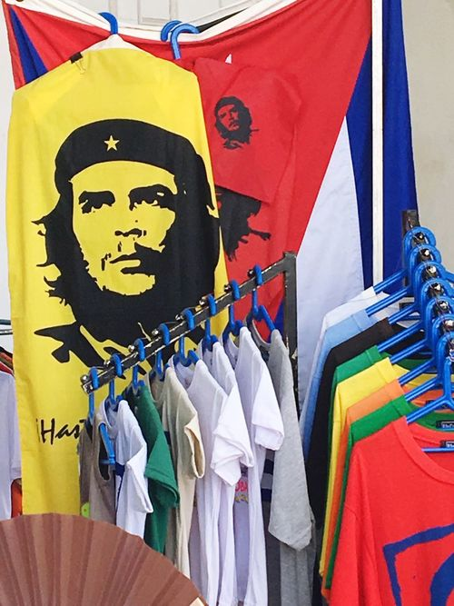 Cuba Tshirts Multi Colored Text Hanging No People Day Outdoors