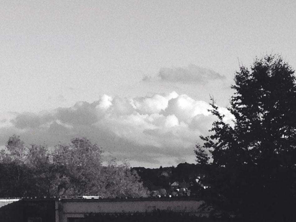 Eine wunderschöne Wolke First Eyeem Photo
