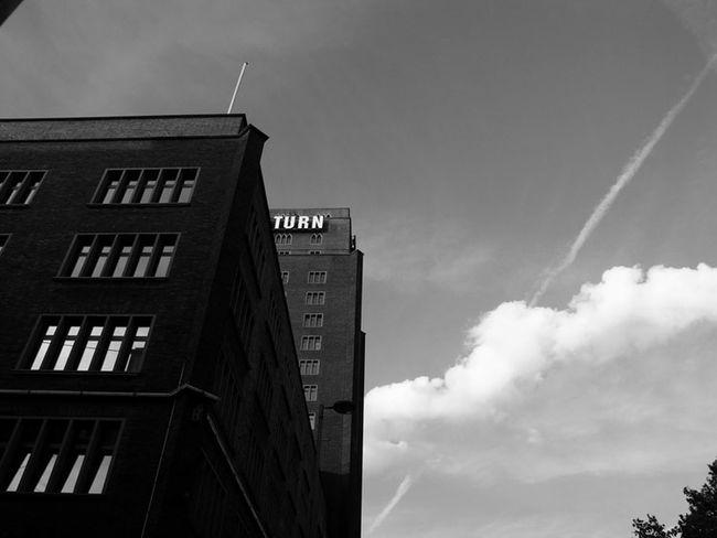 Blackandwhite Köln Architecture Unterwegs