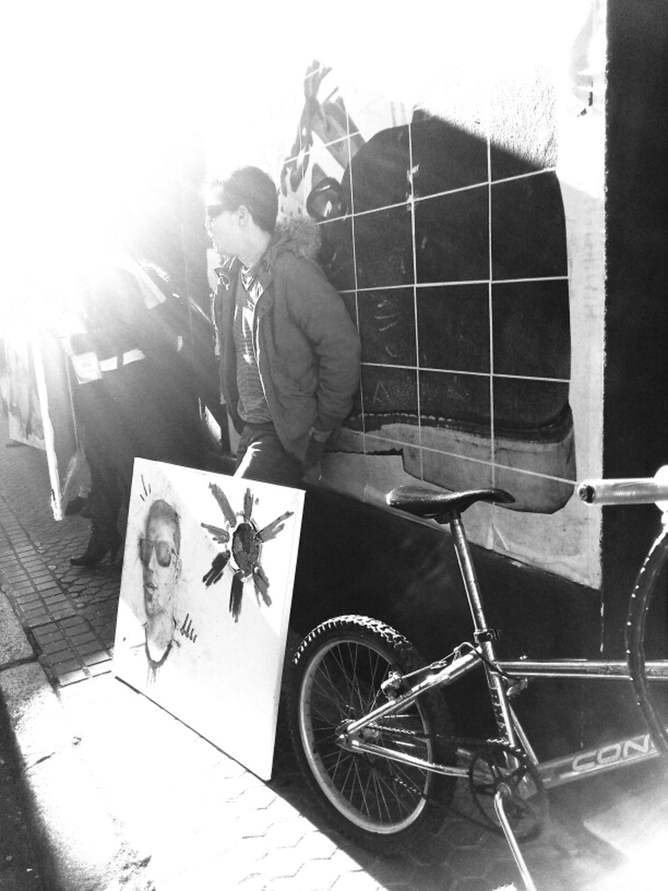 Streetphotography Blackandwhite Art Cicus