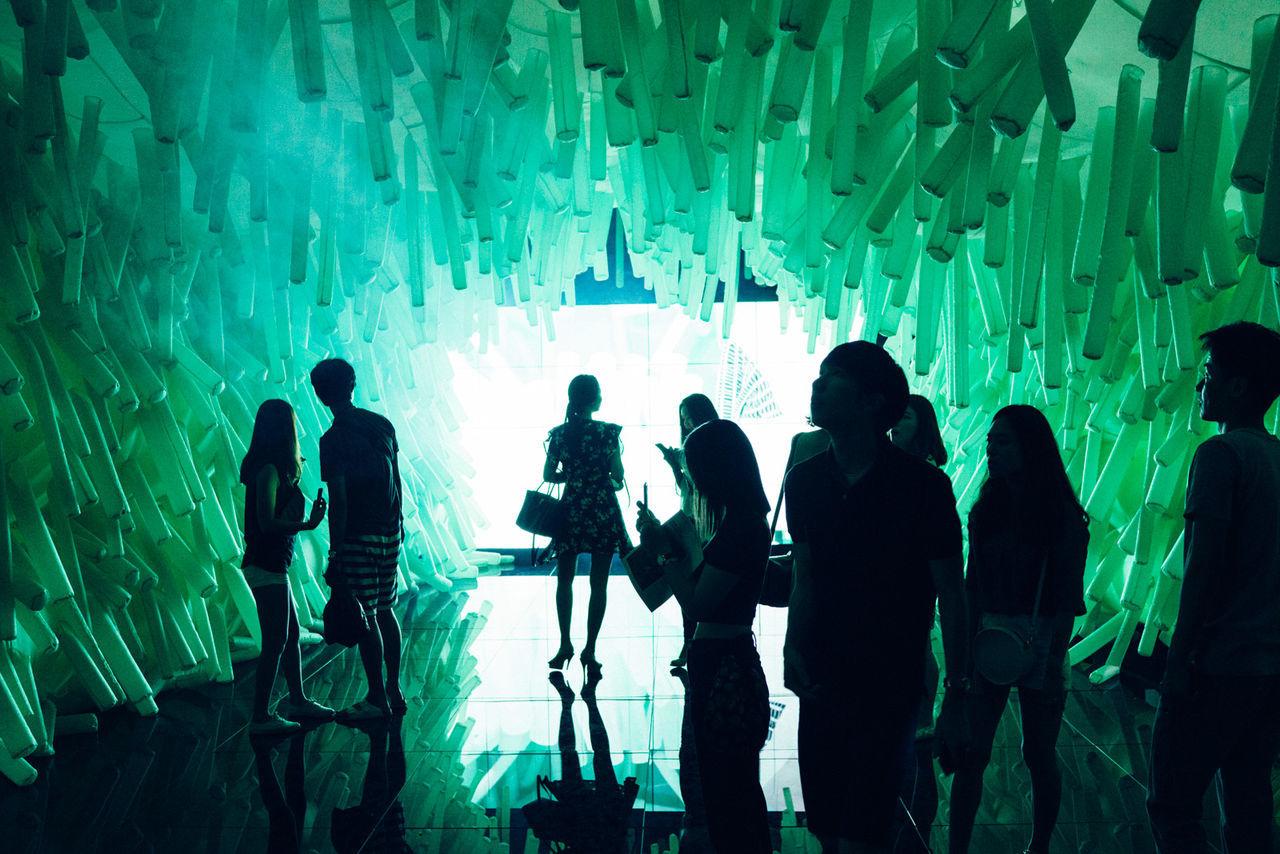 Mint Mint Institute Runway Henrik Vibskov Get Inspired Seoul, Korea EyeEm Korea Daelim Museum
