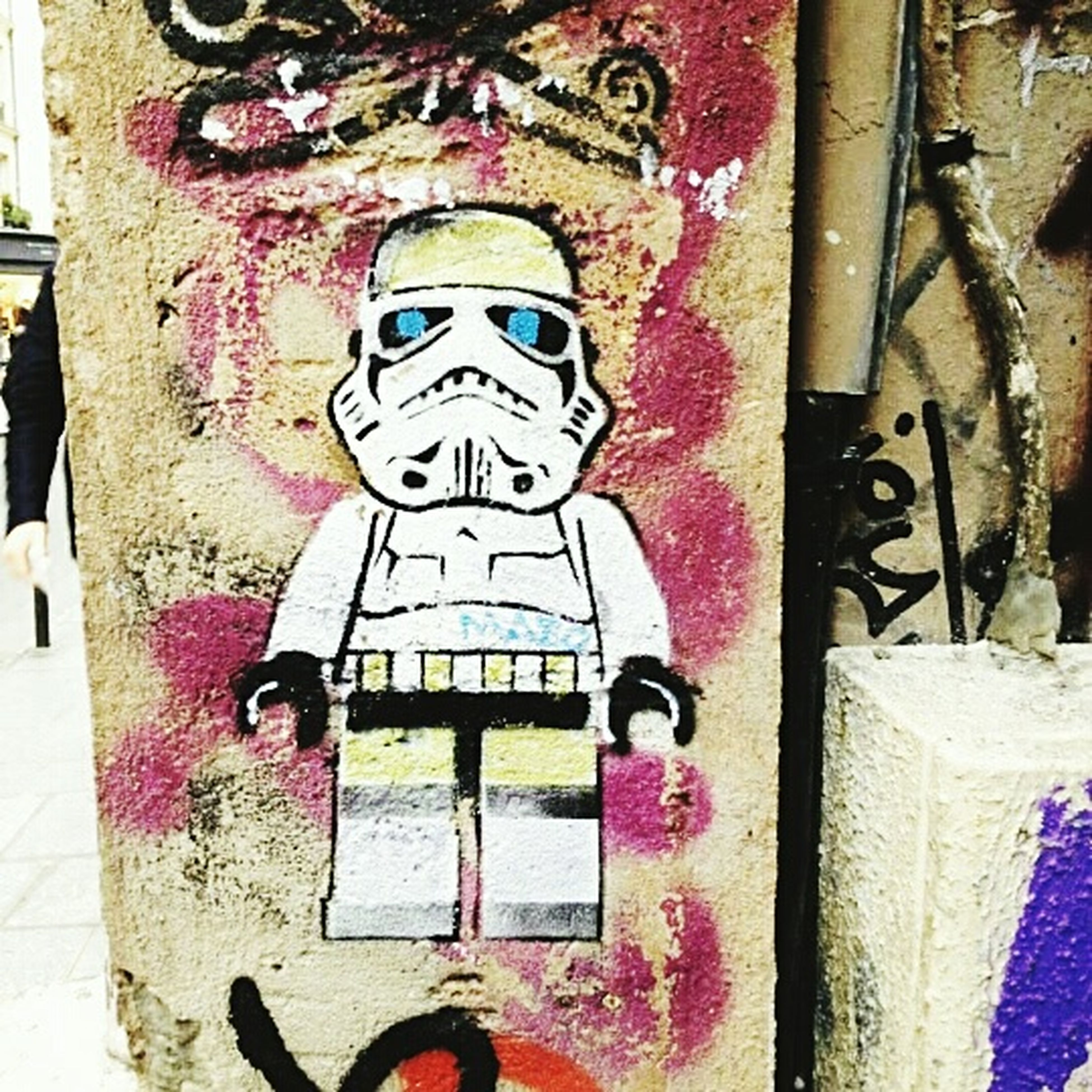 art and craft, art, creativity, wall - building feature, graffiti, built structure, architecture, multi colored, wall, building exterior, human representation, no people, close-up, design, indoors, day, decoration, painting, craft