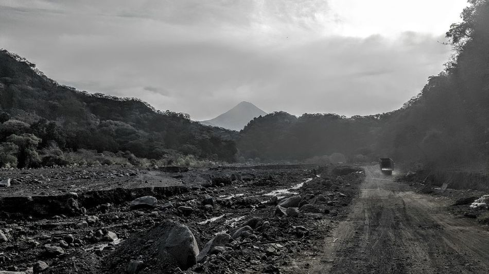 Volcan de Colima.....