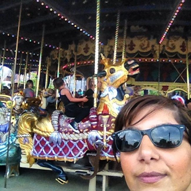 Paris Disneyland Selfie Werodethemponnies