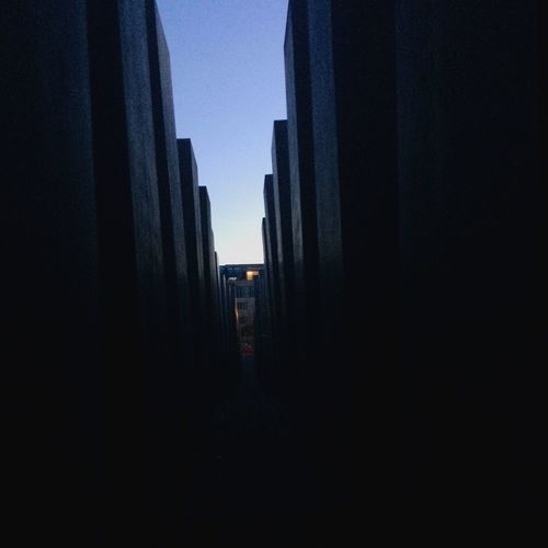 Holocaust Memorial Germany City Sights