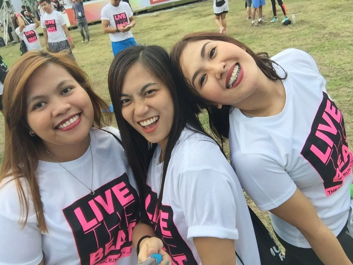 Things don't need to last forever to be perfect ❤️ Friendship Happiness Cheerful Young Women Togetherness Outdoors Eyeem Philippines Live And Love Livethebeat Tmrvitality MusicRun Toothy Smile Eyeemphotography Uniqueness