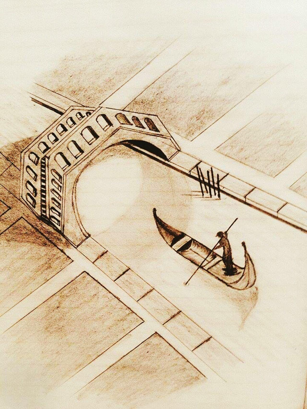Sketch by my Hands 😚 Captured Tooo 😉 Delhi