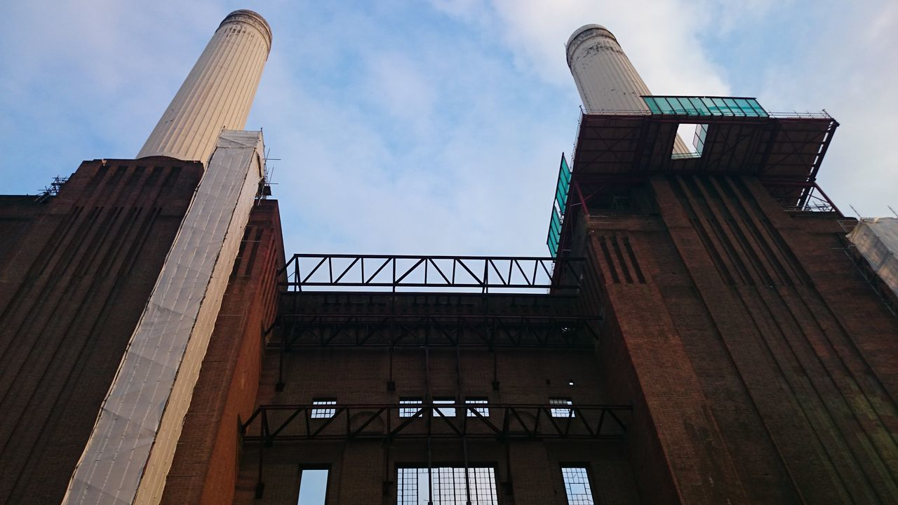 Cinema night at the power station Battersea Power Station The Moment - 2014 EyeEm Awards