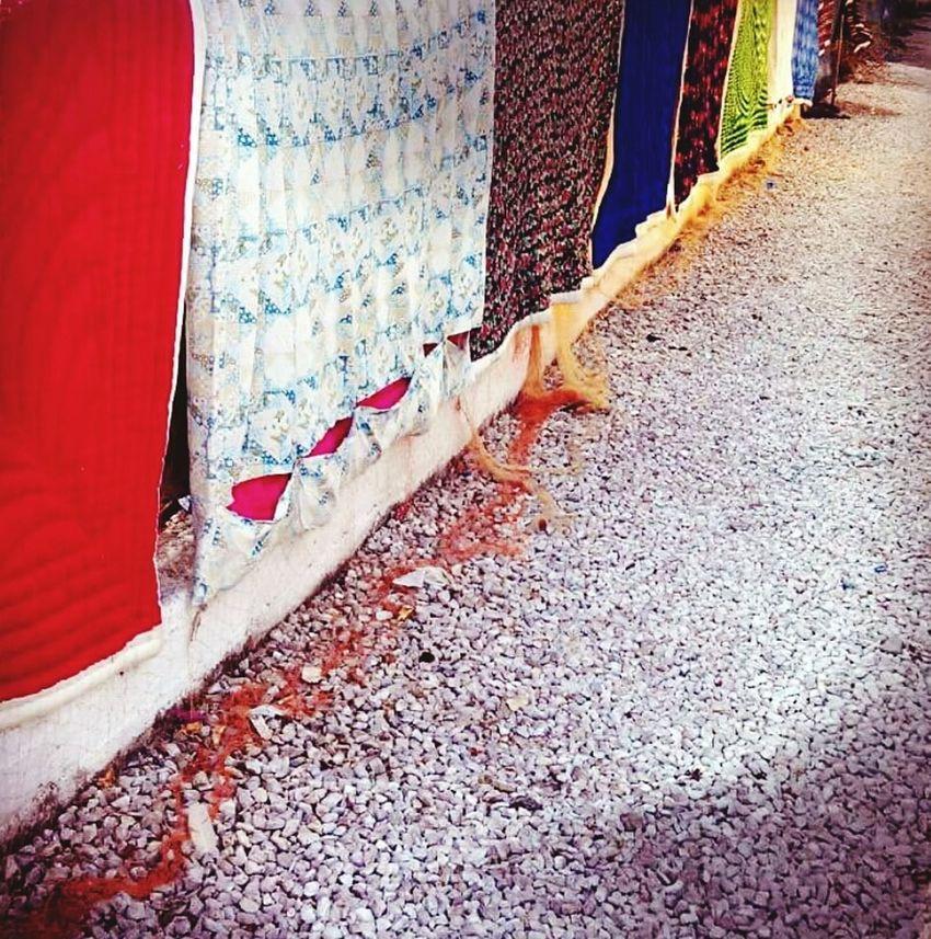 Quilt Duvet Duvetcovers Village Life Lifestyle Q After Winter Colorful Patterns