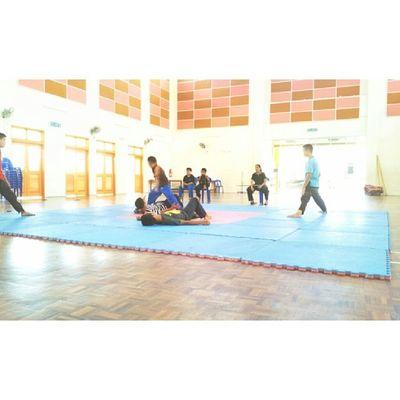 Training Marshallart Silat