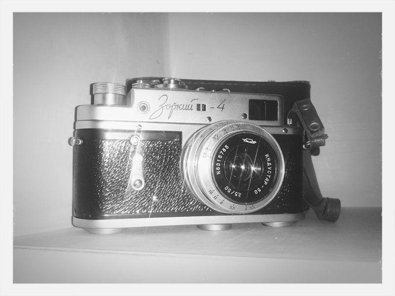 Vintage Camera зоркий