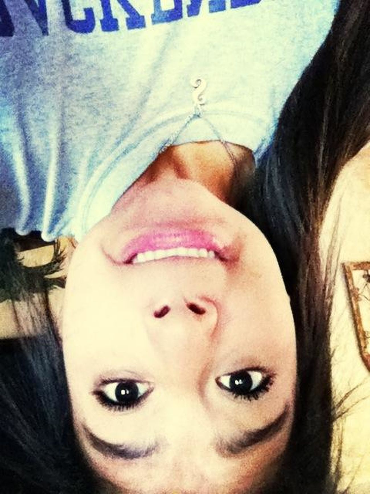 Up Side Down Pic