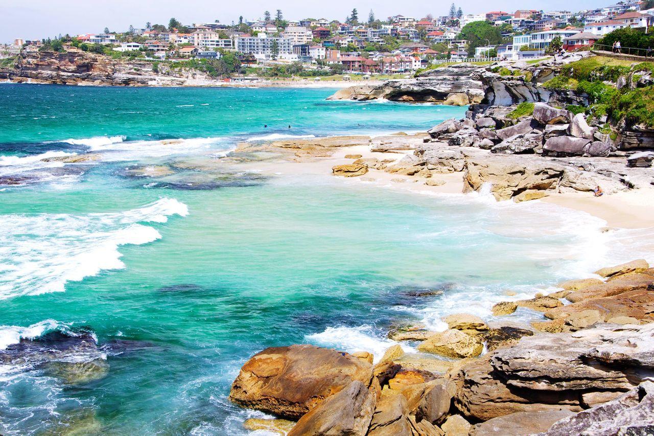 Sydney Sea Landscape Beach Outdoors Travel Destinations Nature Nature Photography Sydney Brontebeach