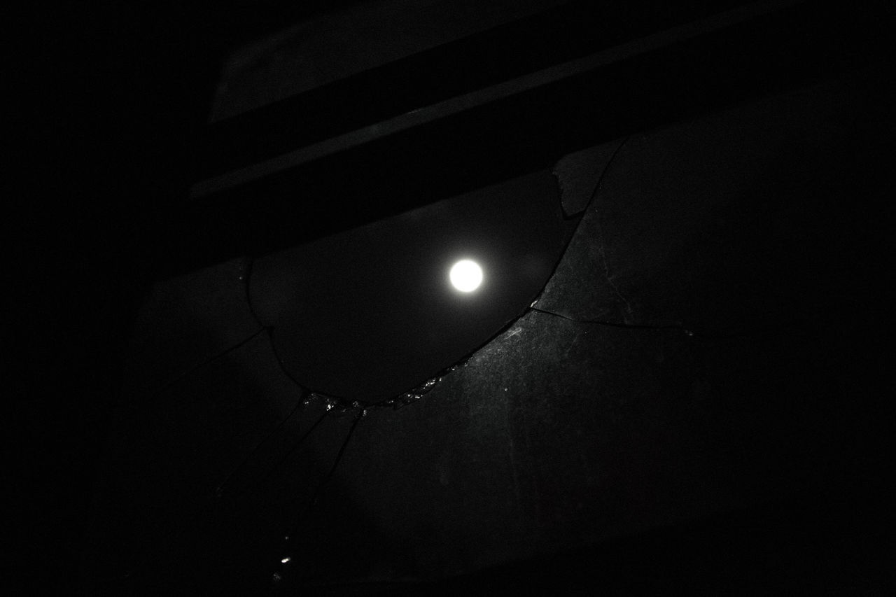 Hard city Adapted To The City Astronomy Beauty In Nature Black Bullet Classic Dangerous Dark Darkness And Light Granny Hard High Angle View Indoors  Killtheunderground Lookingup Low Angle View Monochrome Moon Moonlight Nature Night Nikon No People Sky Violent