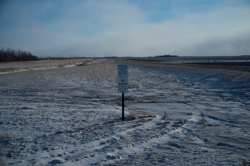 2-12-16 Arid Climate Cold Cold Temperature Desert Fargo FootPrint Horizon Over Water North Dakota Outdoors Remote Sand Dune Scenics Shore Tranquil Scene Tranquility West Fargo